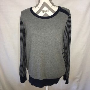 Nautica sweater XL